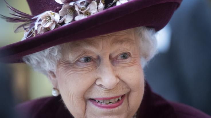 Queen Elizabeth II. füttert ihre Hunde mit billigem Hundefutter von Tesco.