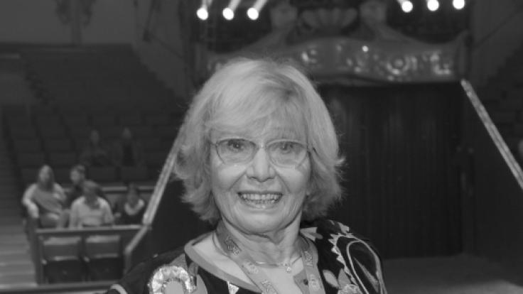 Ruth Gassmann ist im Alter von 85 Jahren gestorben.