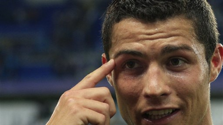 Real Madrid-Star Cristiano Ronaldo