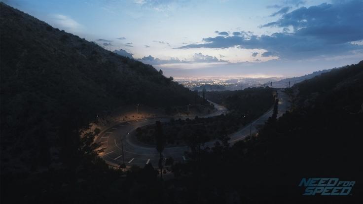 """So malerisch zeigt sich die Spielwelt von """"Need for Speed"""". (Foto)"""