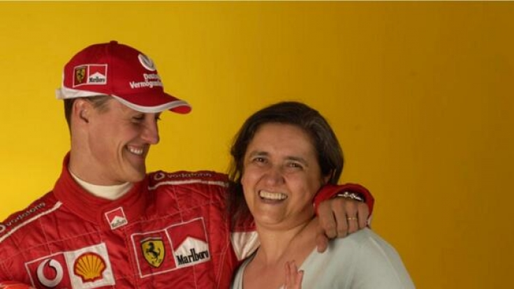 Mamma Rosella macht die beste Pasta und brachte sie Michael Schumacher sogar zur Ferrari-Teststrecke.