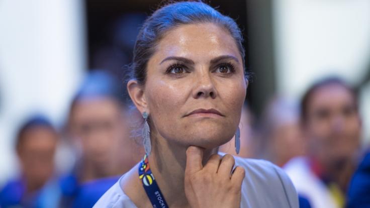 Kronprinzessin Victoria von Schweden muss schon wieder eine traurige Nachricht verkraften. (Foto)