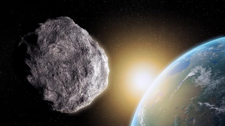 100-Meter-Asteroid im Anmarsch!