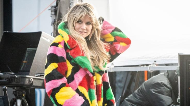 Heidi Klum überraschte ihre Fans mit einem Bild aus vergangenen Zeiten. (Foto)