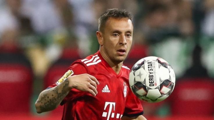Ex-Bayern-Star Rafinha absolvierte 266 Pflichtspiele für den FC Bayern.