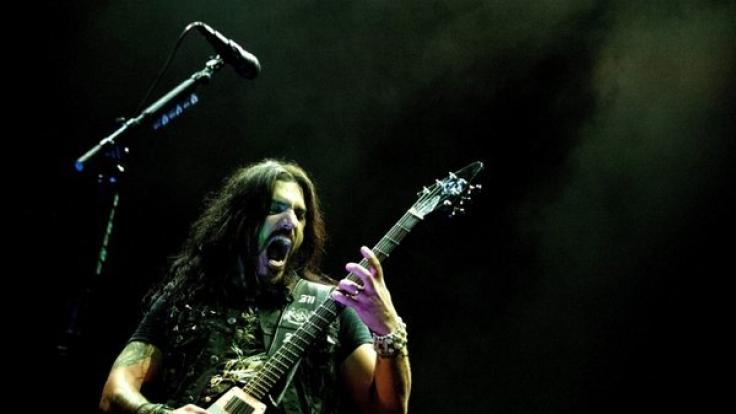 Robb Flynn und Co. von Machine Head kommen 2018 nach Deutschland. (Foto)