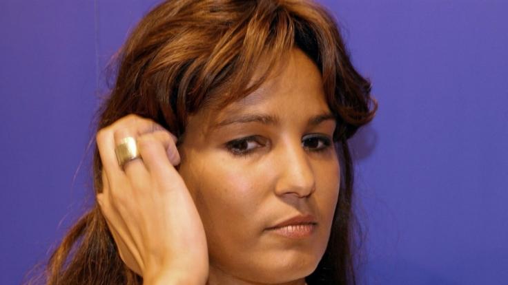 Nadja Abd el Farrag wird von Fotografen verfolgt. (Foto)