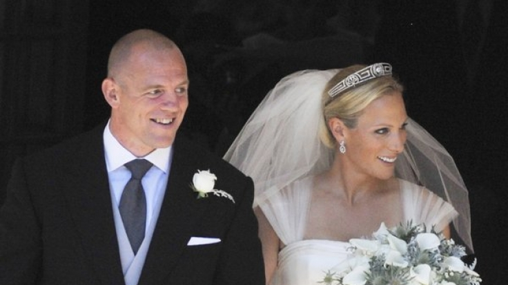 Zara Phillips, die einzige Tochter von Prinzessin Anne, wurde am 30. Juli 2011 die Ehefrau von Rugbyspieler Mike Tindall.