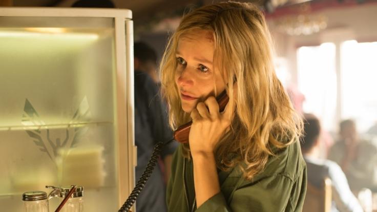 Stefanie Stappenbeck spielt die Rolle der Sybille Thalheim in