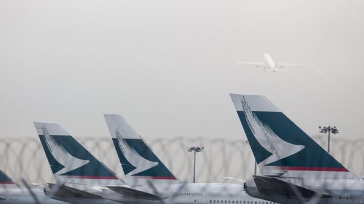 Die Airline Cathay Pacific hat sich auch 2016 an der Spitze des Rankings zu den sichersten Fluggesellschaft der Welt behaupten können.