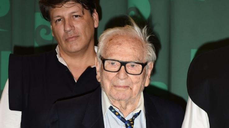 Pierre Cardin ist tot. (Foto)