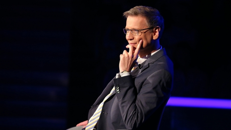 """Günther Jauch freut sich auf eine neue Ausgabe von """"Wer wird Millionär?"""". (Foto)"""