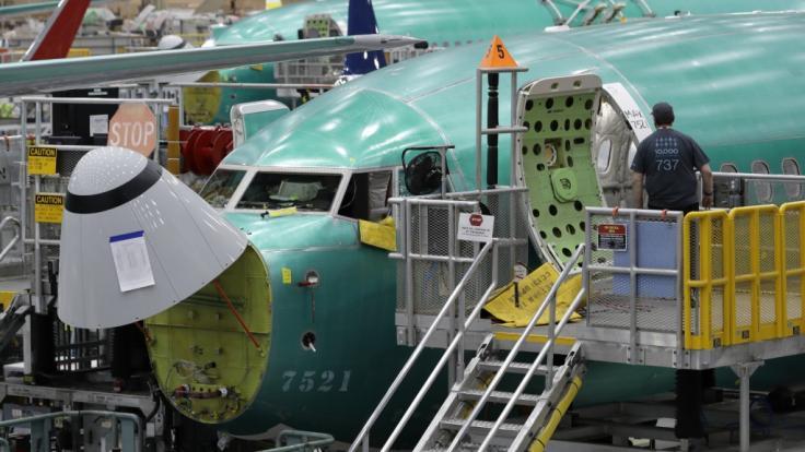 Flugzeughersteller Boeing könnte eine massive Klagewelle ins Haus stehen.
