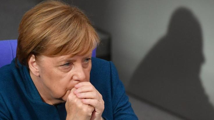 Angela Merkel ist bereit, auf den Parteivorsitz zu verzichten.