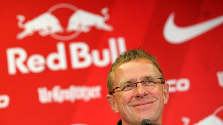 RB Leipzigs Sportdirektor Ralf Rangnick.