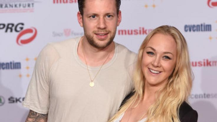Marco Russ und seine Frau Janina. (Foto)