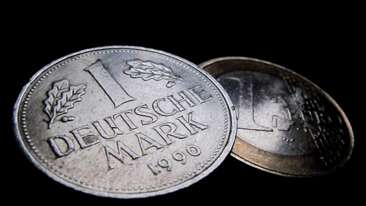 Enorme Wertsteigerung Dm Münzen So Wertvoll Wie Nie Newsde