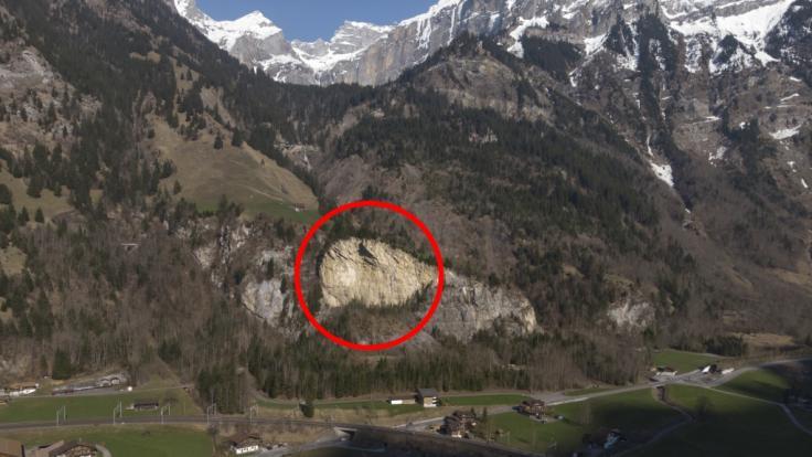 Wann explodiert dieser Berg?