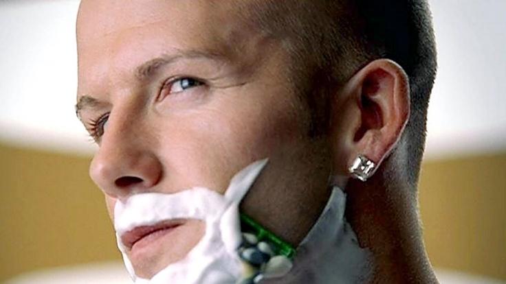 So mancher Mann hofft, durch eine häufige Rasur einen volleren Bart zu bekommen. Doch die Mühen sind umsonst. (Foto)