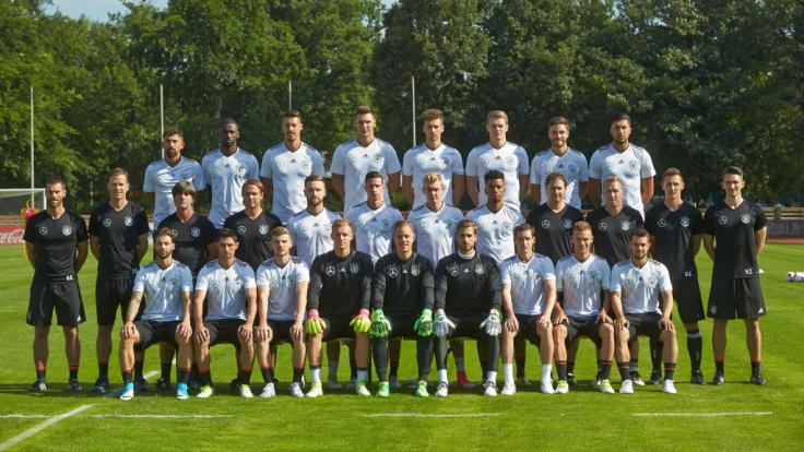 Kann die deutsche Nationalmannschaft ihren WM-Titel 2018 verteidigen? (Foto)