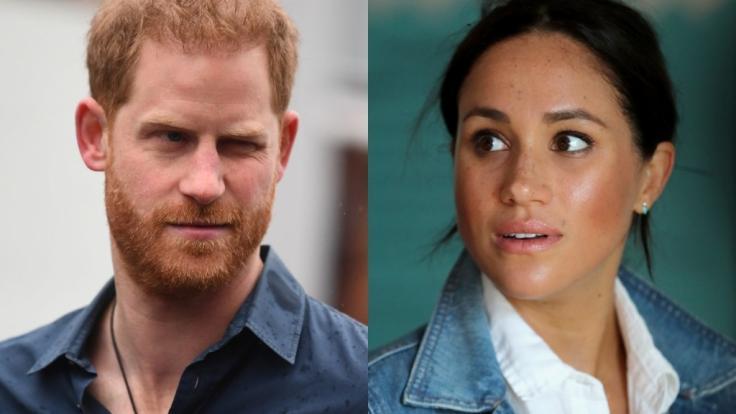 Prinz Harry und Meghan Markle fanden sich dieser Tage in den Royals-News wieder.