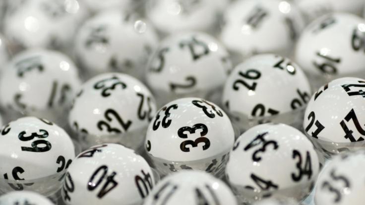 Lotto am Samstag, 15.04.2017. (Foto)