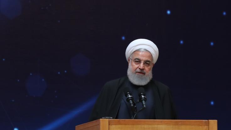 Hassan Ruhani, Präsident des Iran, hat bislang nichts gegen die Hinrichtungen an Minderjährigen in seinem Land unternommen.