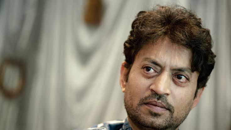 Hollywood trauert um den indischen Schauspieler Irrfan Khan. (Foto)