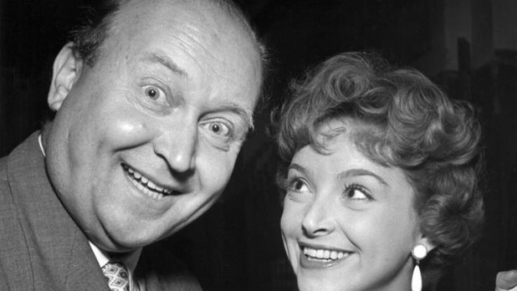 In den 50er- und 60er-Jahren feierte die Schauspielerin Herta Staal ihre größten Erfolge. (Foto)
