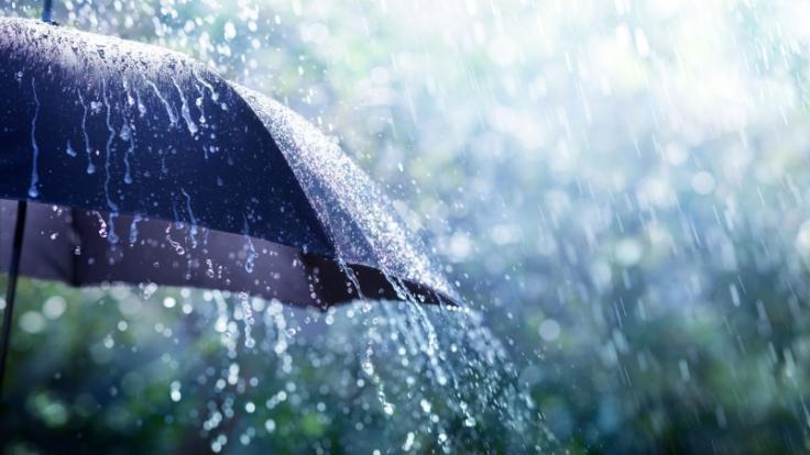 Fällt das erste Mai-Wochenende etwa ins Wasser? DAS prognostiziert der Deutsche Wetterdienst ... (Foto)
