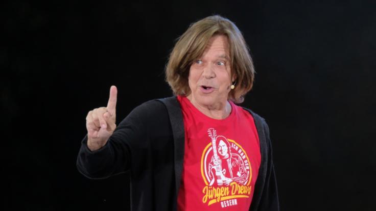 Jürgen Drews denkt über sein Karriere-Ende nach.