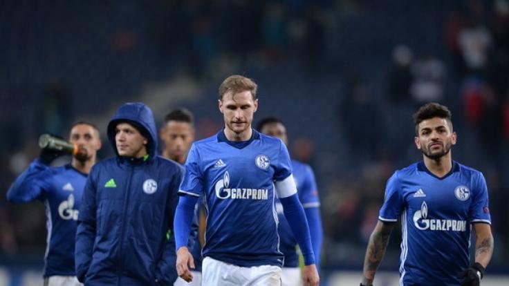 Der FC Schalke könnte in der Europa League auf Top-Teams wie Manchester United oder Olympique Lyon treffen.