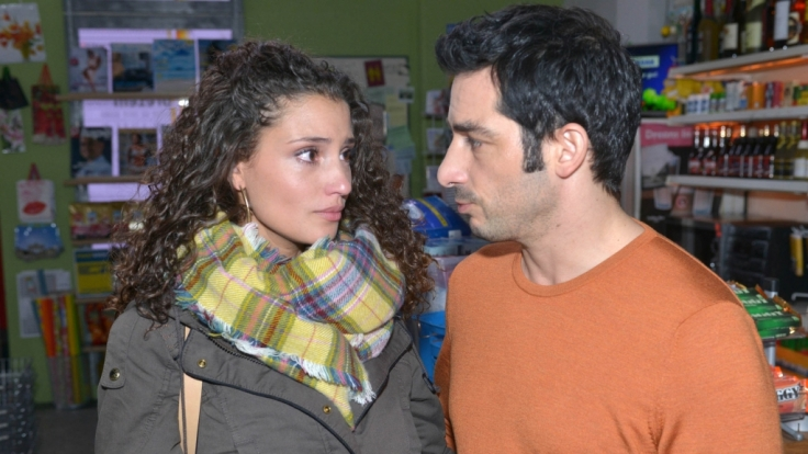 Ayla macht sich Sorgen um Tayfun. (Foto)