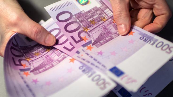 Die Tage des 500-Euro-Scheins sind gezählt.