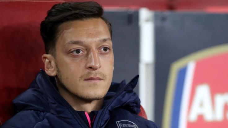 Mesut Özil hat seine Vorwürfe gegen den DFB noch einmal bekräftigt.