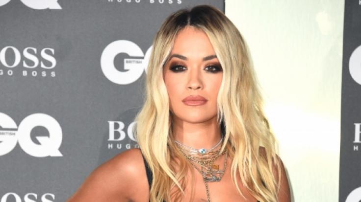 Rita Ora zeigte sich auch bei den GQ Men of the Year Awards 2019 in London äußerst freizügig. (Foto)