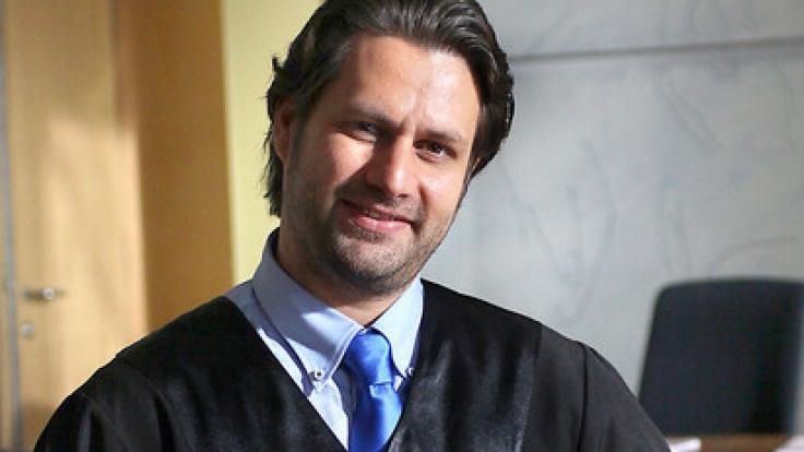 Adam Bouskous als Dimitrios Schulze im ARD-Donnerstags-Krimi (Foto)