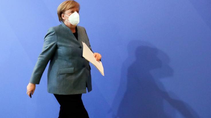 Bundeskanzlerin Angela Merkel wird sich am 10. Februar 2021 im Anschluss an die Beratungen mit Bund und Ländern bei einer Pressekonferenz den Fragen der Journalisten stellen. (Foto)