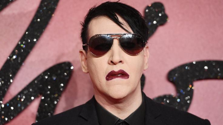 Ist Marilyn Manson nach den Missbrauchsvorwürfen selbstmordgefährdet? (Foto)