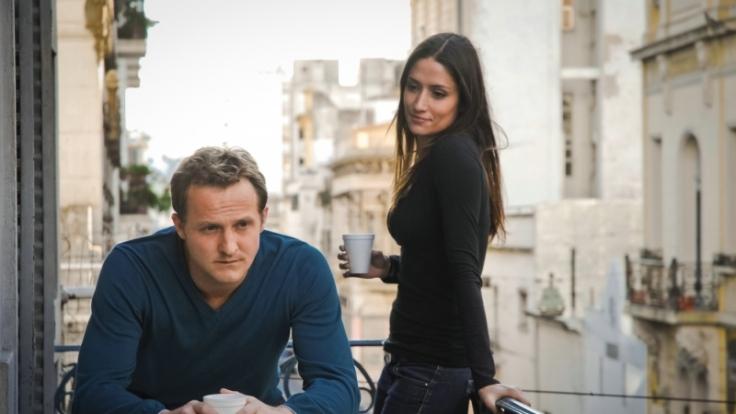 In Buenos Aires hat Pitschi (Maximilian Brückner) ein Auge auf seine attraktive Spanischlehrerin Luna (Melanie Winiger) geworfen. Das muss er allerdings bitter bereuen. (Foto)