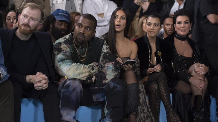 Ein weiteres Mitglied des Kardashian/Jenner-Clans, von dem bisher niemand wusste? Bei dieser Meldung stockt sogar Kim der Atem. (Foto)