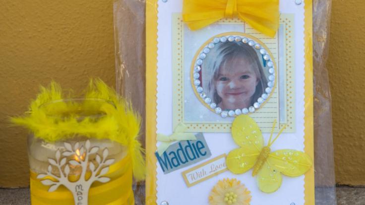 Gibt es eine neue Spur im Fall Maddie McCann? (Foto)