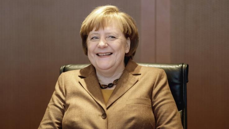 Die Mehrheit der Befragten glaubt nicht an eine Amtszeit bis 2021 von Angela Merkel. (Foto)