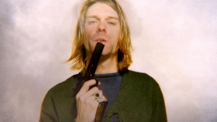 Kurt Cobain gehört dem sagenumwobenen Club 27 an. (Foto)