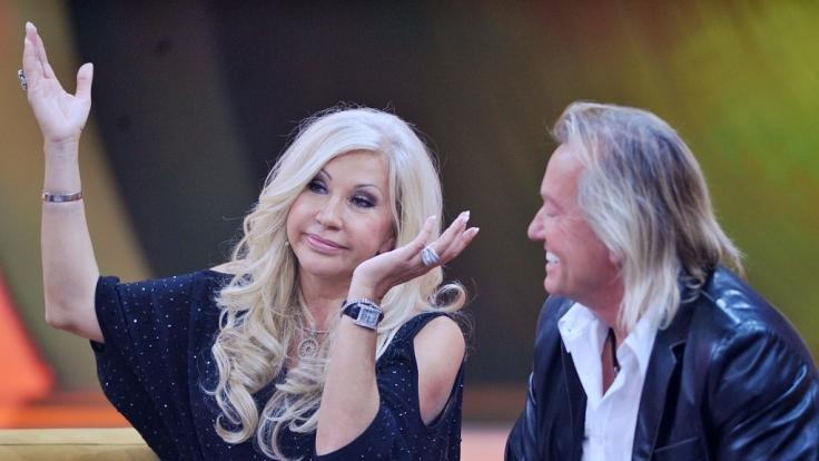 Carmen Geiss und ihr Ehemann Robert können sich über mangelnden Luxus nicht beklagen. (Foto)