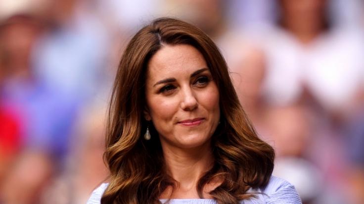 So ist Kate Middleton die Herzogin von Cambridge privat. (Foto)