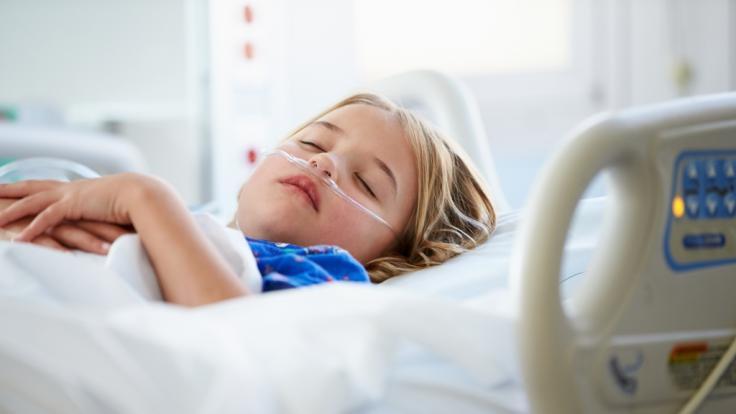 Mädchen (2) stirbt durch eine E.coli-Infektion nach Urlaub in türkischem Hotel (Symbolbild)