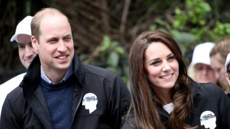 Kate und William mussten sich als