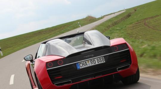 Die besten Bilder zu Roding Roadster: Pistenrenner (Foto)