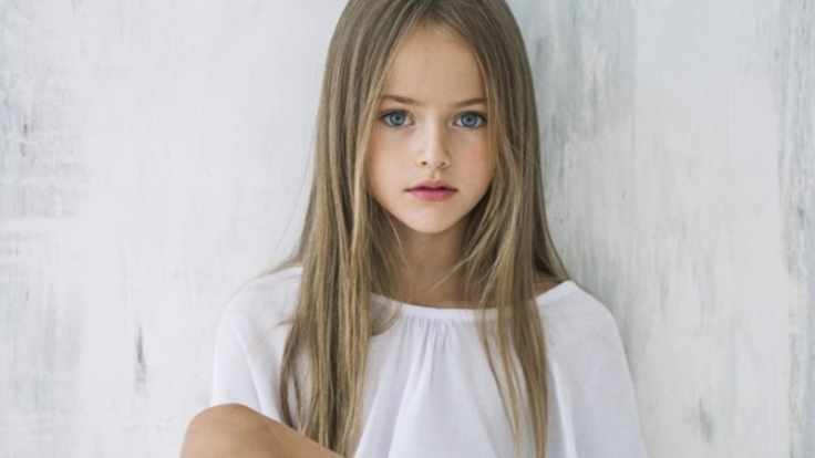 Die 8-jährige Kristina Pimenova bei Instagram: Ist das noch normal? (Foto)